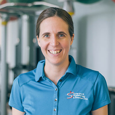 Cindy Gilray   Surrey Hwy 10 Physiotherapy and Sport Injury Clinic