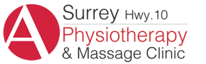 Surrey Hwy 10 Physiotherapy and Sport Injury Clinic Logo Black PNG